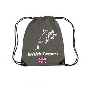 British Carpers Bag