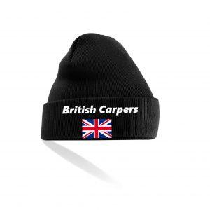 British Carpers Beanie
