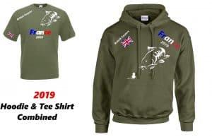 British Carpers Hoody & T Shirt