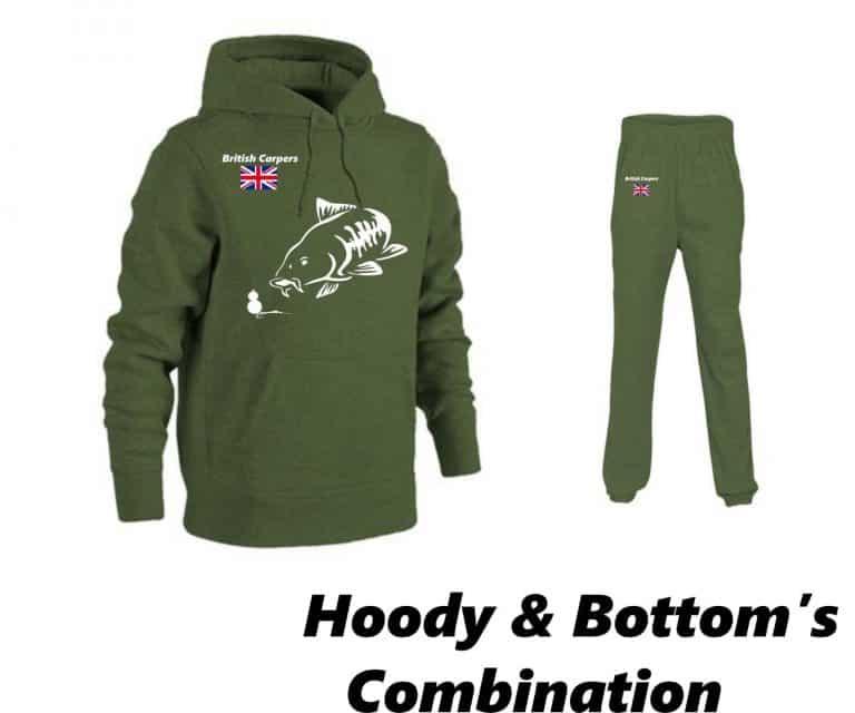 British Carpers Hoody & Bottoms