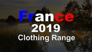 British Carpers France 2019 Clothing Range