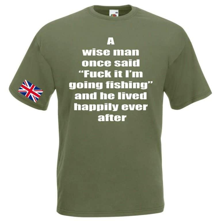British Carpers T Shirt